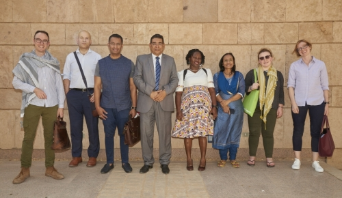ITP+ Aswan 2019 13 © Trustees of the British Museum