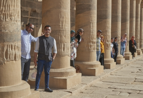 ITP+ Aswan 2019 1 © Trustees of the British Museum